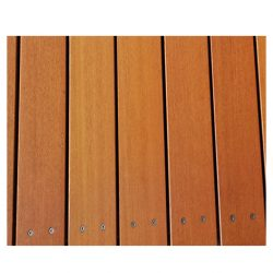 Hardwood Decking Board Kapur 90 X 19