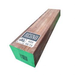 Hardwood Pacific Jarrah / Balata F/J Laminated 90 X 90 Posts