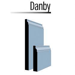 Primed MDF Danby 67 X 12 White