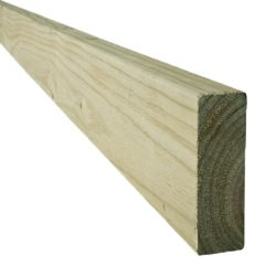 Treated Pine H3 F7 Timber 140 X 45