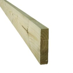 Treated Pine H3 F7 Timber 190 X 45