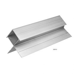 James Hardie 305512 Scyon Linea  Aluminium External Slimline Boxed Corner 3600mm