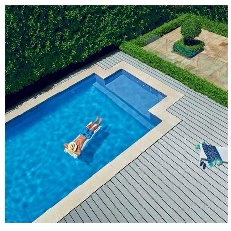 James Hardie HardieDeck 3000 x 196 x 19mm Decking Board