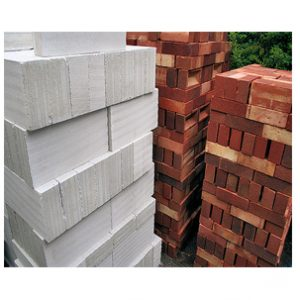 Bricks, Blocks & Hebel