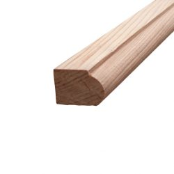 Western Red Cedar Stop Bead Moulding 18 x 12 Timber