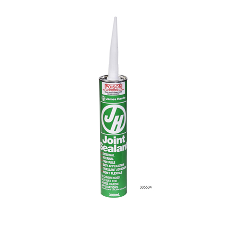 James Hardie 305534 Joint Sealant 300ml