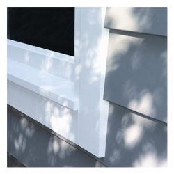 James Hardie 404402 Scyon Axent Trim Fibre Cement 89 x 38 x 3640mm