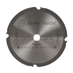 James Hardie 300660 HardieBlade 184mm Diamond Tip Circular Saw Blade