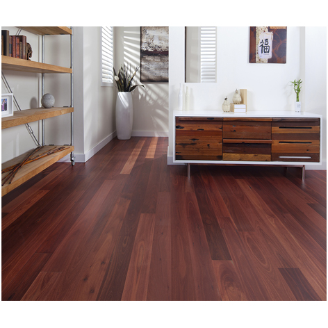Jarrah Flooring Solid 130 x 19 Tongue and Groove - Blacktown Building Supplies
