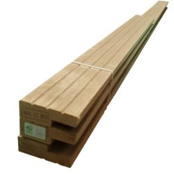 Maple Meranti Solid Door Jamb Set 90 x 30
