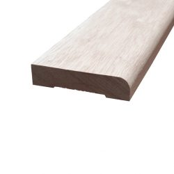 Maple Meranti Architrave Pencil Round 90 x 18 Timber