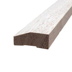Maple Meranti Architrave Half Splay 42 x 18 Timber