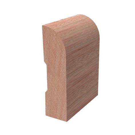 Maple Meranti Architrave Bullnose 42 X 18 Timber