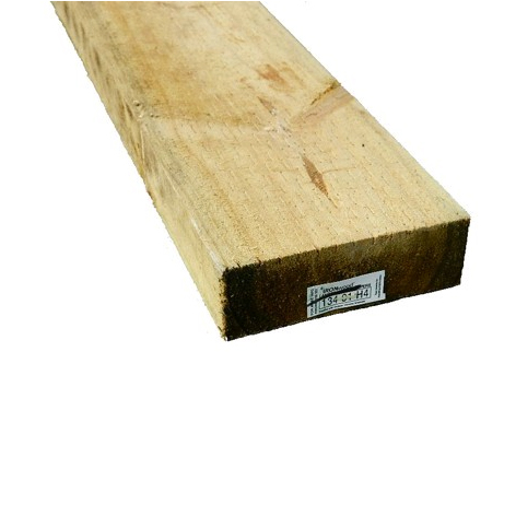 Treated Pine Sleepers 150 X 50 H4 Timber Blacktown