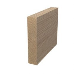 Porta Mouldings Tasmanian Oak 20 x 8 Square Edge Coverstrip DAR 2.4m