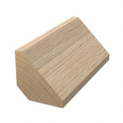 Porta Mouldings Tasmanian Oak 12mm Tri Quad 2.4m