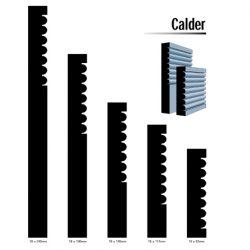 Primed MDF Calder 240 X 18 White