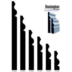 Pine Donington Profile F/J Finger Jointed Timber 5.4m