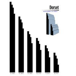 Pine Dorset Profile F/J Finger Jointed Timber 5.4m