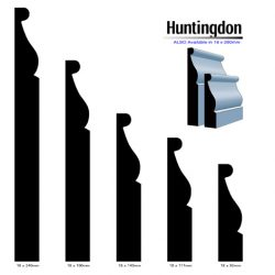 Pine Huntingdon Profile F/J Finger Jointed Timber 5.4m