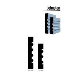Primed MDF Johnston 117 X 18 White