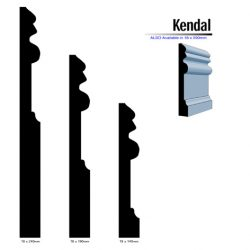 Pine Kendal Profile F/J Finger Jointed Timber 5.4m