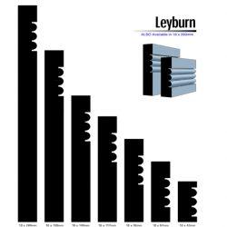 Primed MDF Leyburn 240 X 18 White