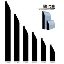 Pine Melrose Profile F/J Finger Jointed Timber 5.4m