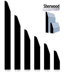Pine Sherwood Profile F/J Finger Jointed Timber 5.4m