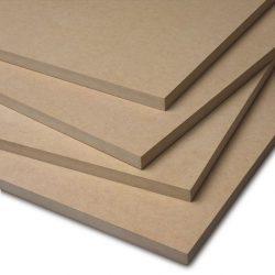 MDF Standard 3600 x 1200 x 9mm Sheet