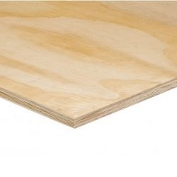Plywood DD Non Structural 2400 x 1200 x 18mm Sheet