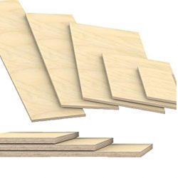 Plywood Non Structural 1200 x 800 x 12mm Sheet