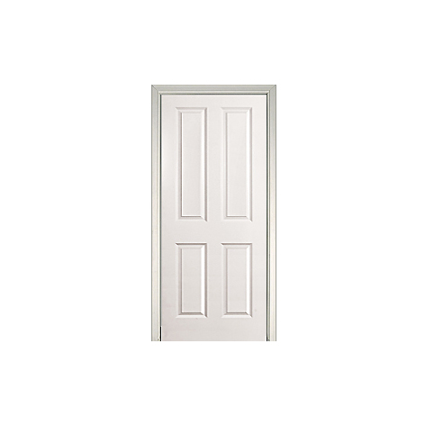 online store fe993 511a7 Door Interior Redicote Hollow Core Stanford 4 Panel White 2040 x 770 x 35