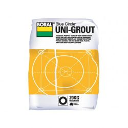 Uni Grout Non Shrink Blue Circle 20kg Boral