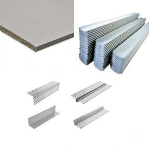 Plasterboard & Accessories