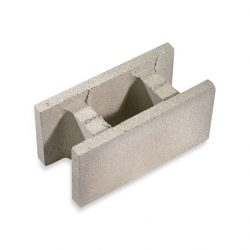 Besser Block Stretcher 390 x 190 x 140 Masonry Concrete Block