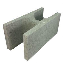 Besser Block H 390 x 190 x 190 Masonry Concrete Grey Block