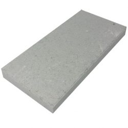 Besser Block Caps 390 x 190 x 40 Masonry Concrete Grey Block