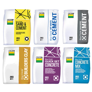 Cement & Other Bag Products