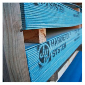 HardieTex Blue Board