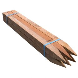 Hardwood Pegs 50 x 50 Stakes 1200mm
