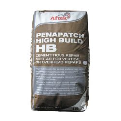 Aftek High Build Repair Mortar Penapatch 18kg