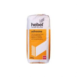 Hebel Adhesive 20kg Dry Mix AAC Concrete Block