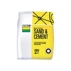 Sand and Cement Blue Circle 20kg Boral