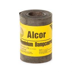 Aluminium Alcor Standard Dampcourse 150mm x 30m