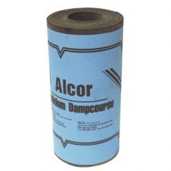 Super Alcor 0.45mm 350mm x 30m Bitumen Coated Dampcourse