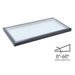 VELUX Flat Roof Fixed Skylight FCM 665 x 1885 (2270)