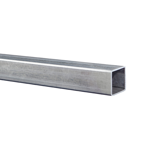 Galvanised Steel Post Square Tube 50mm X 50mm X 2mm
