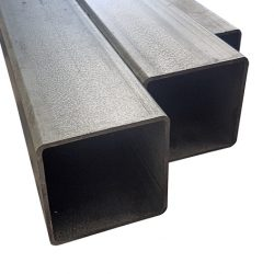Galvanised Steel Post Square Tube 75mm x 75mm x 2mm