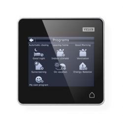 VELUX KLR 200 Touch Screen Remote Control For VELUX Products